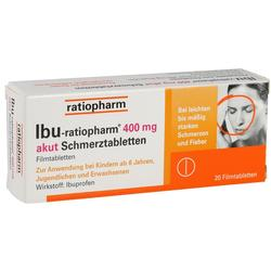 IBU RATIOPHARM 400MG AKUT