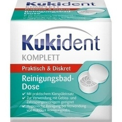 KUKIDENTBAD DOSE WEISS